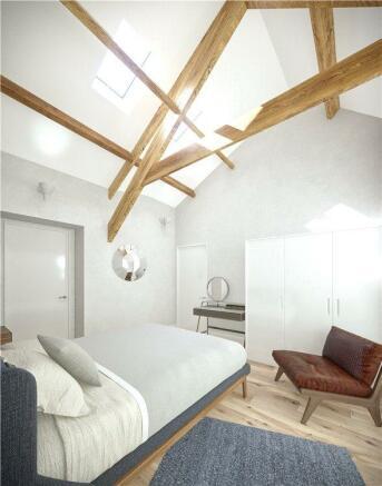 Plot C Bedroom