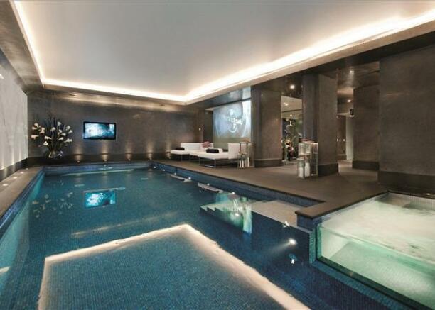6 bedroom house for sale in cornwall terrace regent 39 s for Pool house design uk