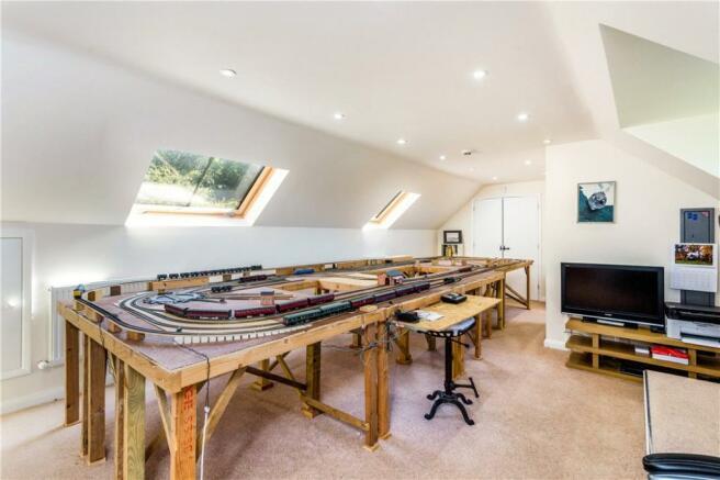 Loft/Playroom