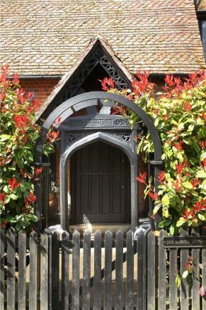 Gabled Porch