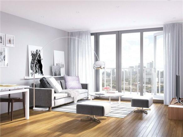 New Apartments E16