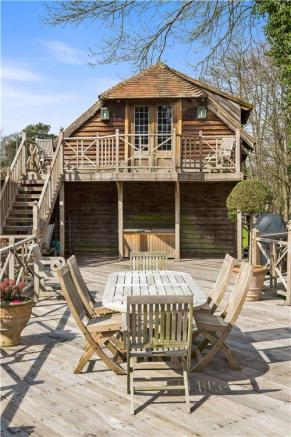 Barn With Terrace