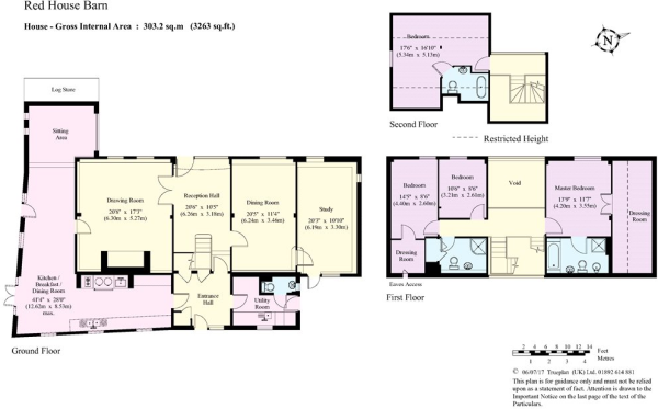 Floorplans - House