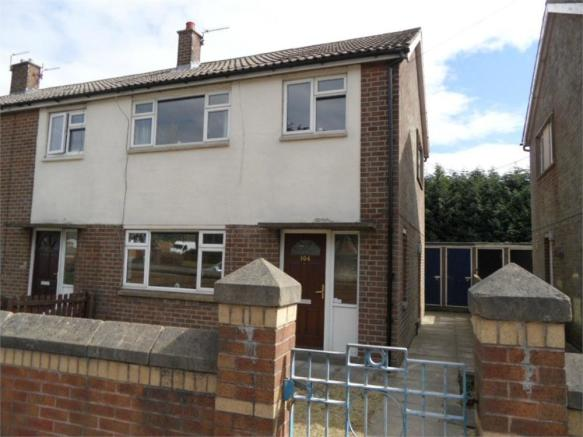 Yorkshire Terrace: 3 Bedroom End Of Terrace House For Sale In Lowood Lane