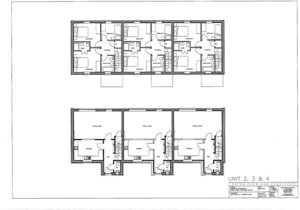 Nos 2,3,4 Floorplan