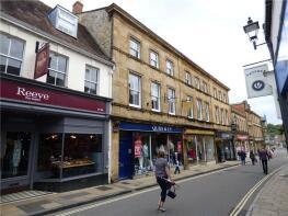 Photo of Cheap Street, Sherborne, Dorset