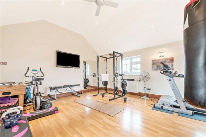 Gym Annexe