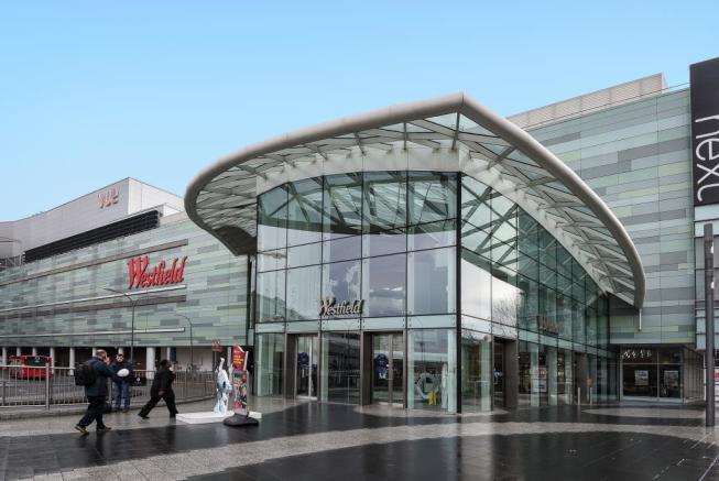 Local Area: Westfield Shopping Complexs