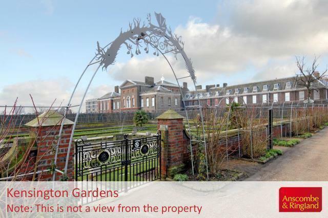 Local Area Shot: Kensington Gardens