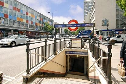 Area: Notting Hill Tube