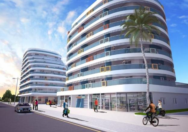 1 bedroom apartment for sale in long beach famagusta - One bedroom apartment long beach ...
