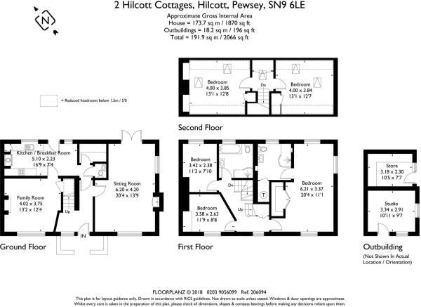 2 Hilcott Cottages 2