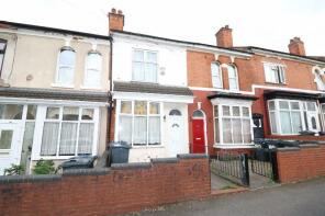Photo of Westbourne Road, Handsworth, West Midlands, B21