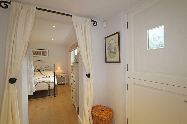 Bedroom two side doo