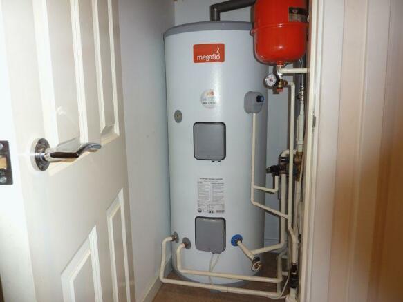 Megaflow boiler