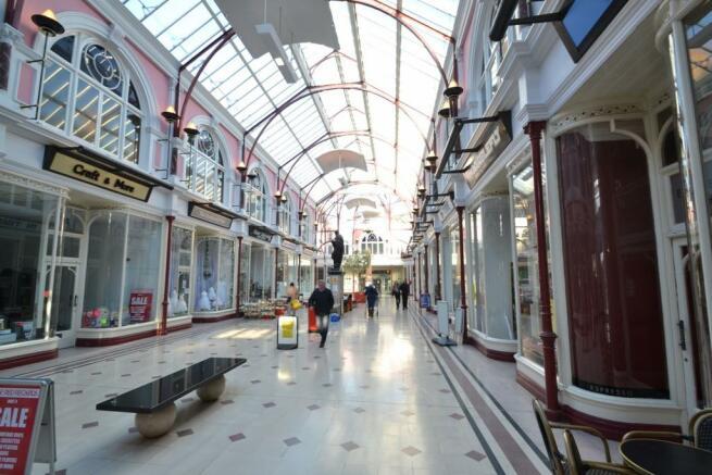 Royal Arcade Boscomb