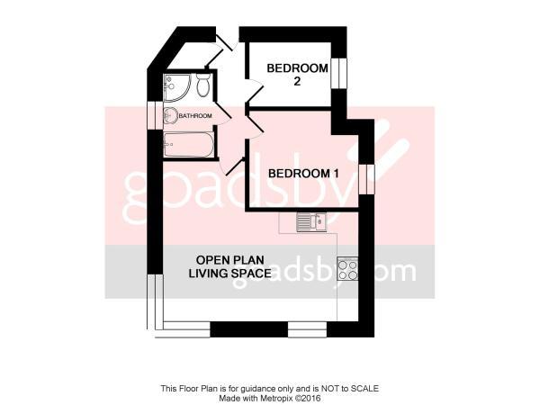 Floorplan - 2 Bedroo