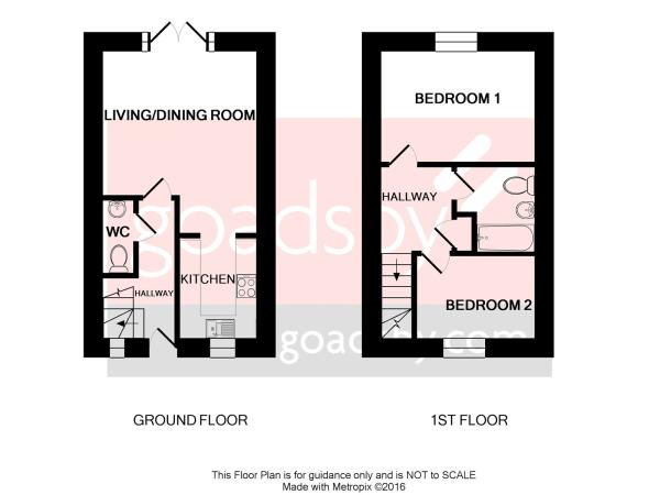 2 Bed Houses With Pr