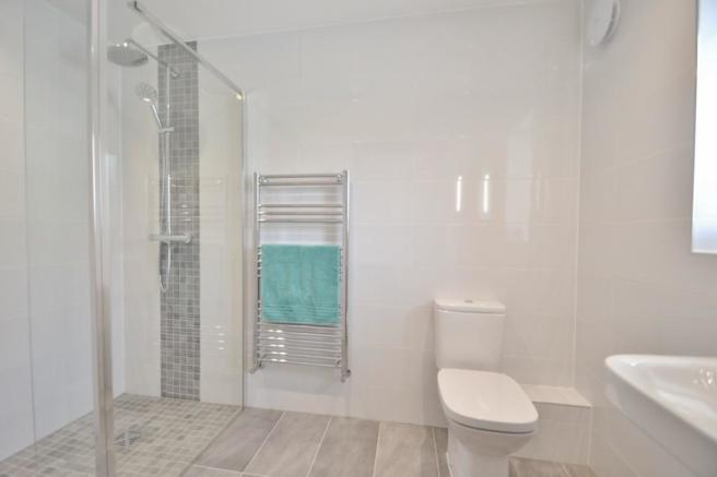Show Home Wet Room