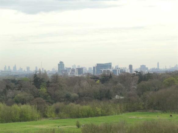 Views Towards London