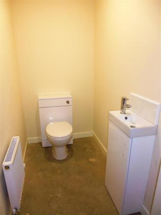 Downstairs WC Room