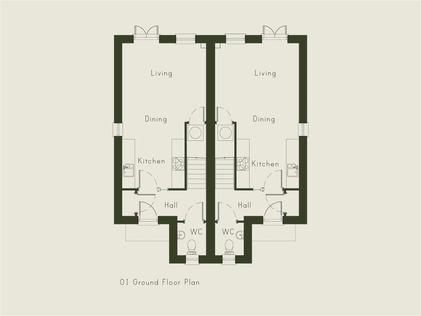 3 Bedroom Semi Detached House For Sale In Cubert Newquay Tr8 Wiring Diagram