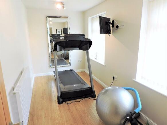 Gym/Bedroom