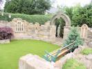 Welled Garden