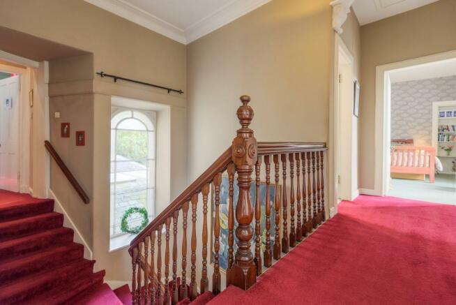 Stairways Hall