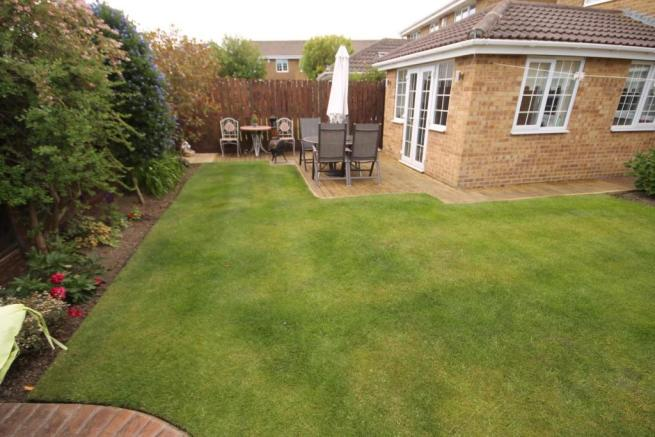 4 bedroom detached house for sale in Ark Royal Close ...