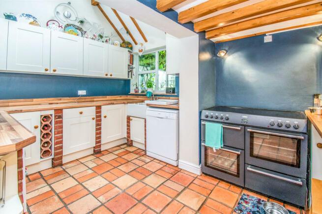 Open-Plan Kitchen / Diner
