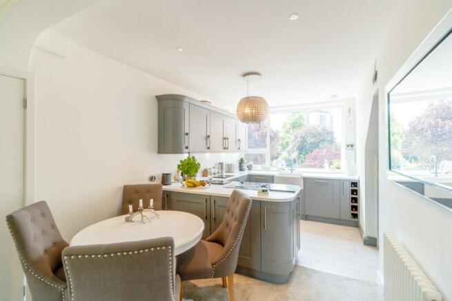 Kitchen/Diming Room