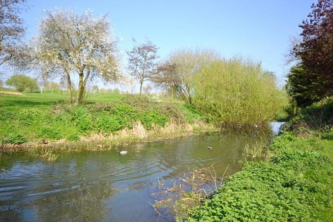 View of River Ash