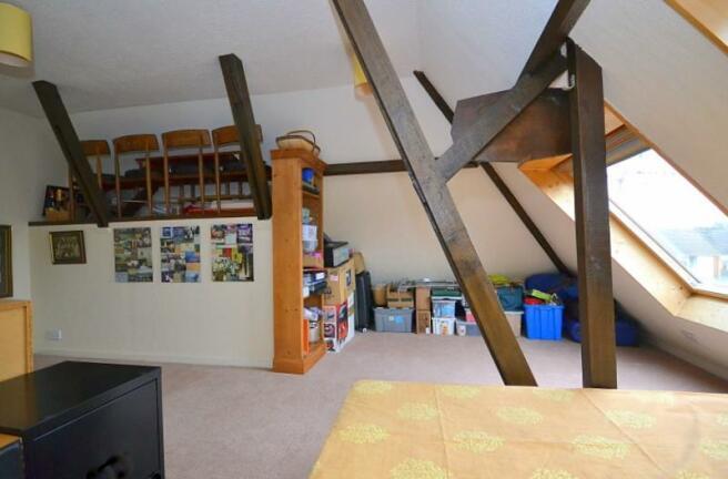 Loft Room/Bedroom  (