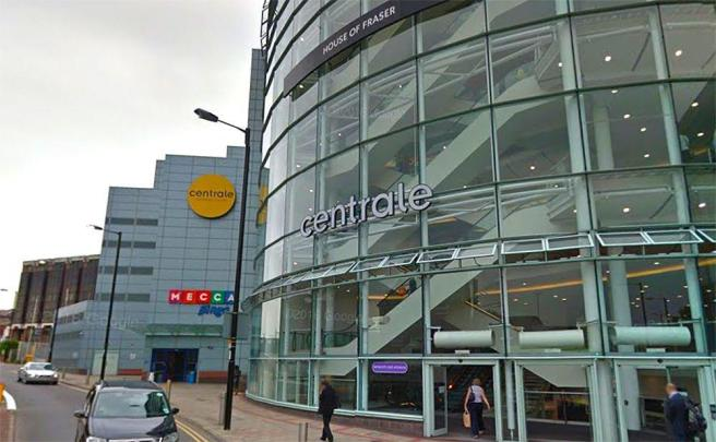 Centrale Shopping Centre
