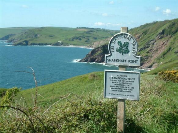 Sharkham Point