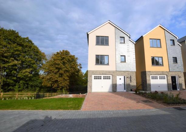 Front Of Plot 30