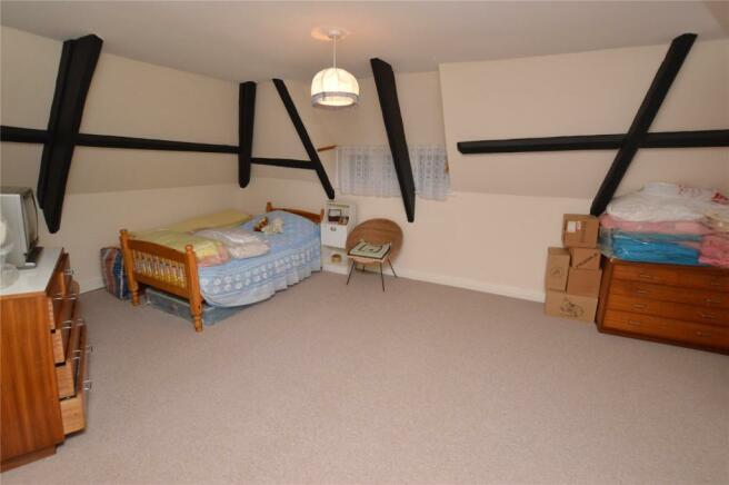 Top Flat Bedroom
