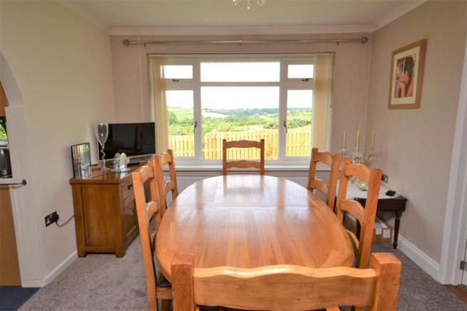 Dining Room & View