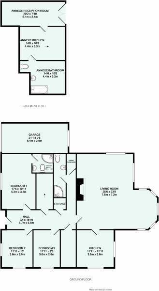 Next Door Floorplan