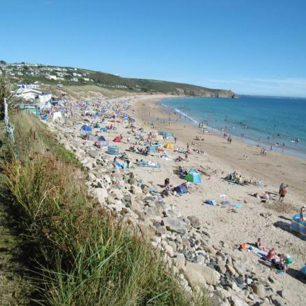 Summer Beach View