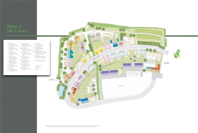 Phase 3 Site Layout