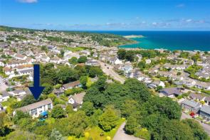 Photo of Trencrom Lane, Carbis Bay, St. Ives, Cornwall