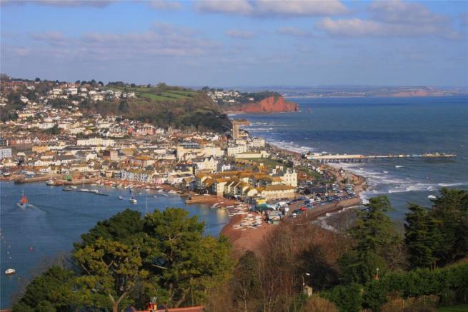 View From Shaldon