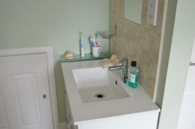 Bedroom 1 Sink