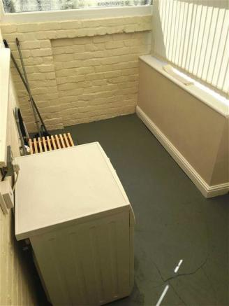 Utility Room/Conservatory