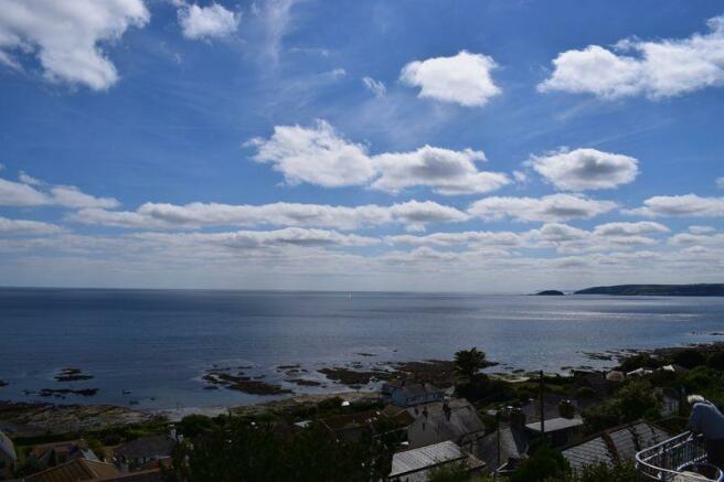 Sea view-Looe ...