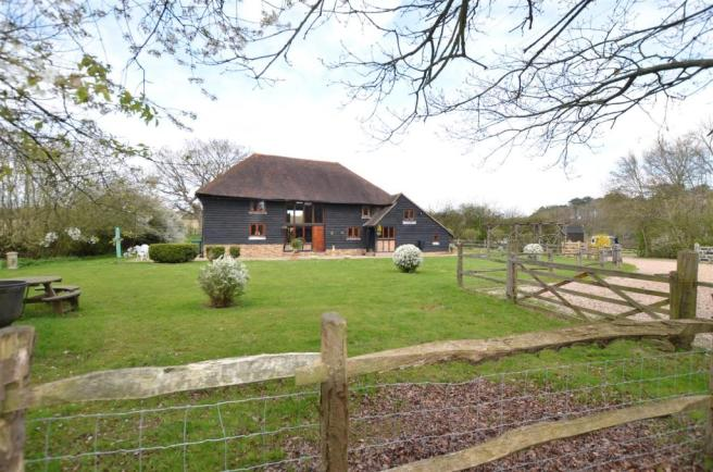 3 bedroom equestrian facility for sale in cranbrook, kent, tn18