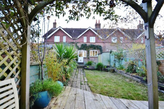 garden/rear of house