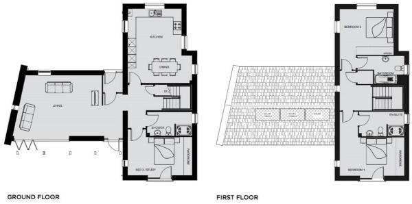 Floorplans Plot 5